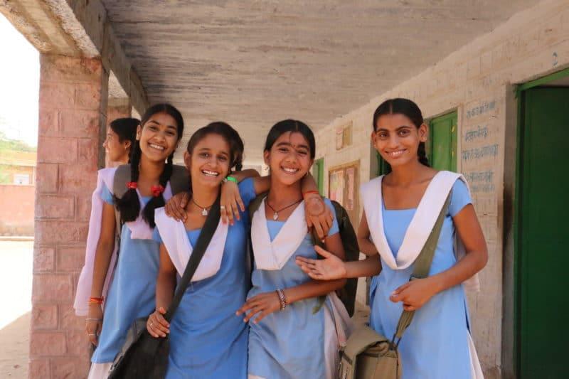 Girls Education Learning