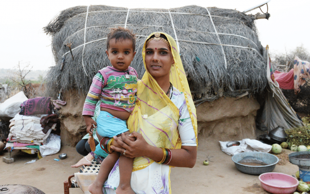 By Empowering Mothers, You Create a Better Future for Everyone