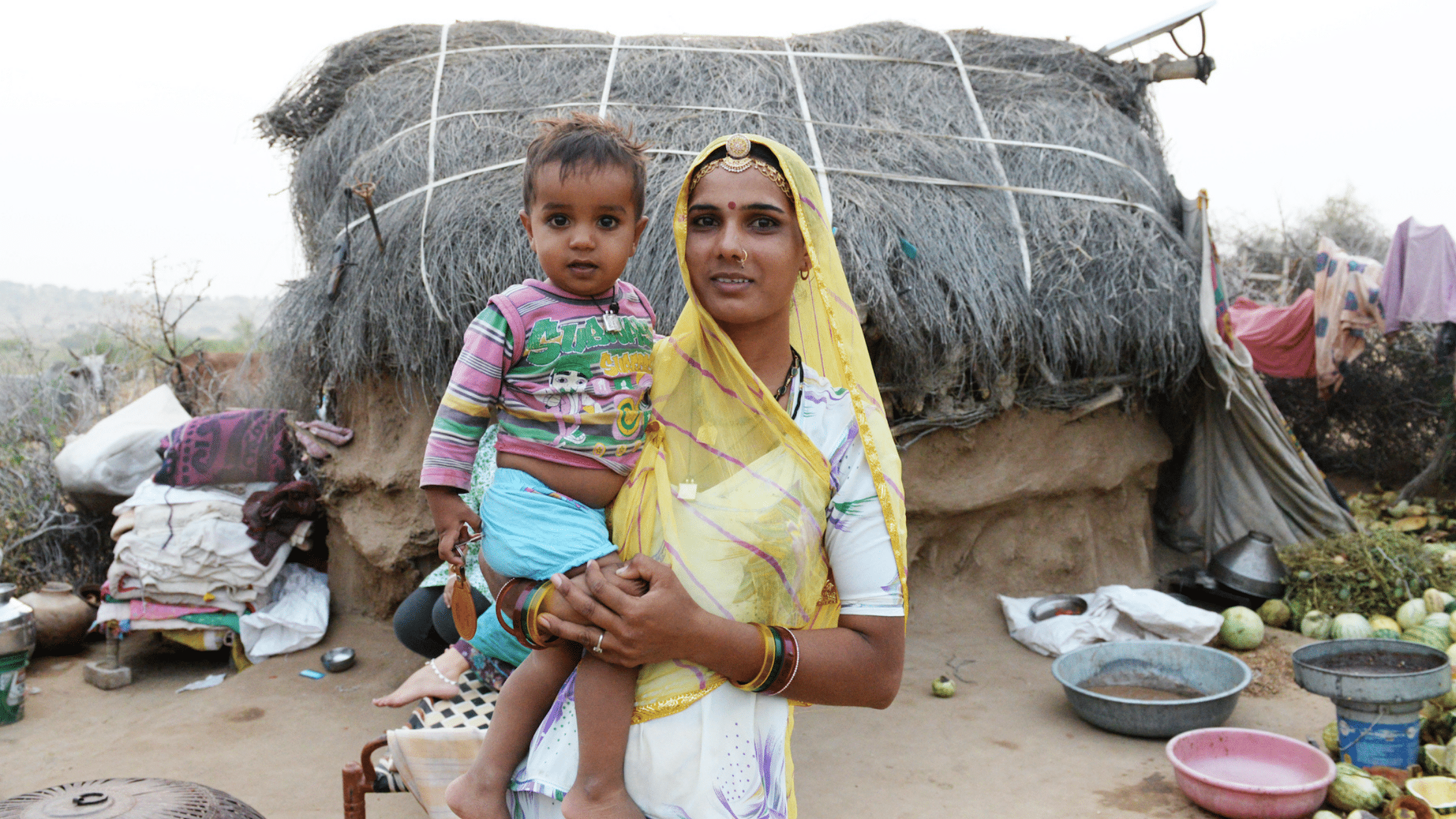 mothers day in rajasthan india